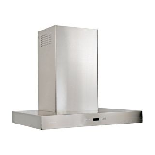 Cavaliere Euro 36W in. Adjustable Wall Mounted Range Hood   Range Hoods