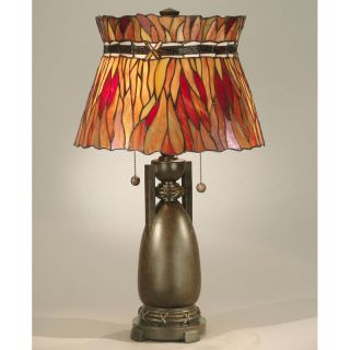 Dale Tiffany Abbott Tiffany Table Lamp   Tiffany Table Lamps