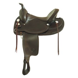 Tex Tan Flex Norco Trail Saddle   Western Saddles and Tack