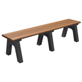 Cambridge Commercial Grade Backless Bench   Outdoor Benches