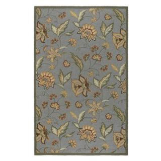 Surya Rain 2 Hand Hooked Indoor / Outdoor Rug   Area Rugs