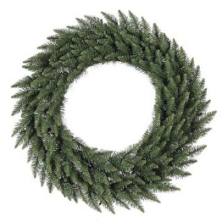 Vickerman 36 in. Camdon Fir Unlit Christmas Wreath   Christmas Wreaths