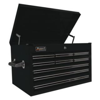 Homak Pro Series 9 Drawer Extended Top Chest   Tool Chests & Cabinets