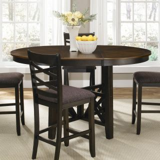 Liberty Furniture Bistro II Counter Height Table   Dining Tables