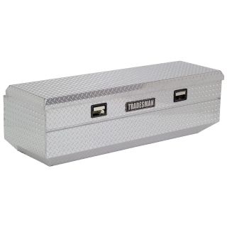 Tradesman Aluminum Full Size Flush Mount Tool Box   Truck Tool Boxes
