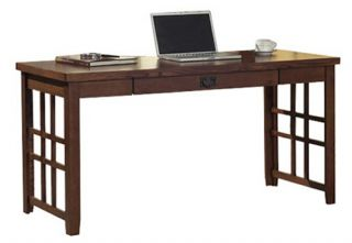 kathy ireland Home by Martin Mission Pasadena Writing Desk   Writing Desks