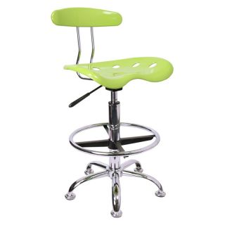 Vibrant Drafting Stool with Tractor Seat   Drafting Chairs & Stools