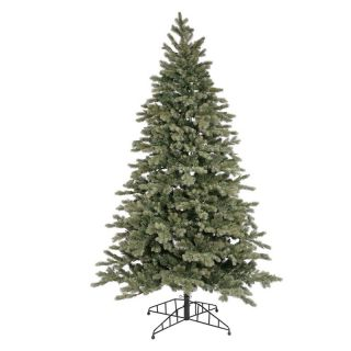 Blue Balsam Fir Unlit Christmas Tree   Christmas