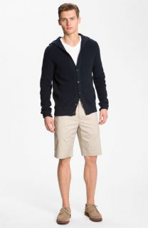 Michael Kors Hooded Cardigan & Shorts