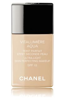 CHANEL VITALUMIÈRE AQUA ULTRA LIGHT SKIN PERFECTING MAKEUP SPF 15