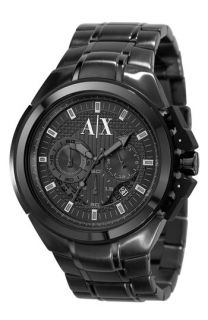 AX Armani Exchange Mens Chronograph Watch, 45mm