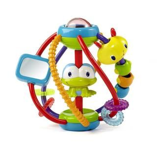 Bright Starts Clack Slide Activity Ball Bright Starts Other Baby Toys