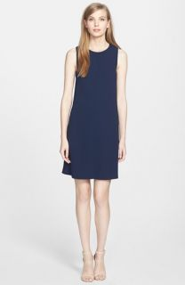 Trina Turk Lysett Crepe Shift Dress