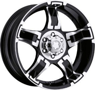 ULTRA   type 193/194 drifter   20 Inch Rim x 9   (6x135) Offset (30) Wheel Finish   gloss black with diamond cut Automotive