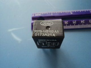FORD LINCOLN MERCURY OEM FUSE RELAY F57B 14B192 AA 0173A21A Automotive