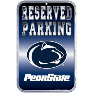 Penn State Nittany Lions 11 x 17 Reserved Parking Sign