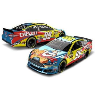 Action Racing Collectibles Carl Edwards 2013 Kelloggs 124 Scale Platinum Die Cast Ford Fusion   Color Chrome