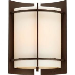 Quoizel NN8309WT Nolan 1 Light Outdoor Wall Fixture, Western Bronze   Wall Porch Lights