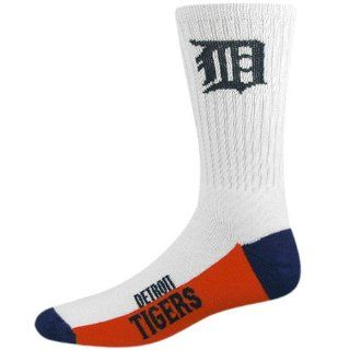 MLB Detroit Tigers Men's Crew Socks, Large  Sports Fan Socks  Sports & Outdoors