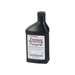 Robinair 13119 Premium High Vacuum Pump Oil Automotive