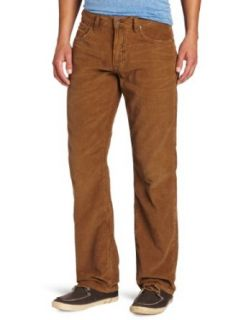 Lucky Brand Men's 221 Original Straight Leg Corduroy Pant, Metal Bronze, 29x32 Clothing