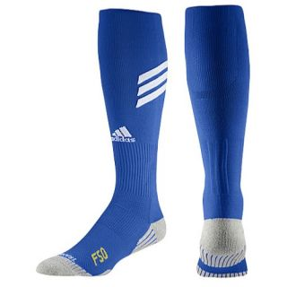 adidas F50 Soccer Socks   Mens   Soccer   Accessories   Cobalt/White