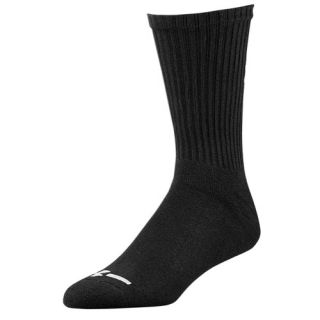 Under Armour Charged Cotton Crew 6PK Socks   Mens   Training   Accessories   Black