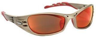 AO SAFETY 11640 00000 FUEL SAFETY EYEWEAR WITH RED MIRROR