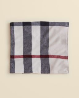 "Burberry Infant Unisex Merino Wool Blanket   36"" x 34""'s"