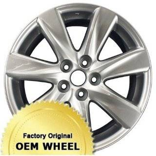 LEXUS LS600HL 19X8 7 SPOKE Factory Oem Wheel Rim  HYPER SILVER   Remanufactured Automotive