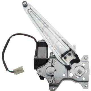 ACDelco 11A282 Professional Rear Side Door Window Regulator Assembly Automotive