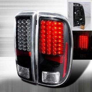 2008 2011 Ford F250 Led Tail Lights Black Automotive