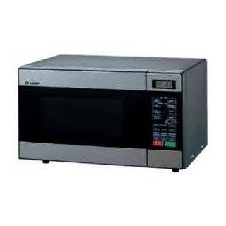 Sharp R 299T(S) 22L 800 watt Stainless Steel Microwave Oven, 220 to 240 volt Appliances