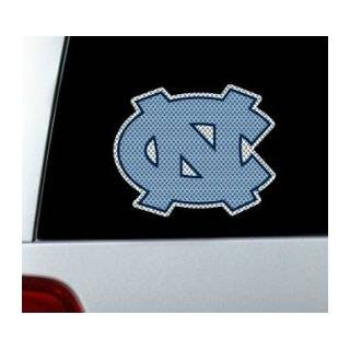 North Carolina Tar Heels Die Cut Window Film   Large Catalog Category NCAA