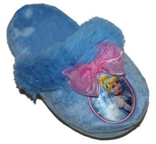 Disney Princess Cinderella Toddler Girl Slippers Size 7/8 Shoes