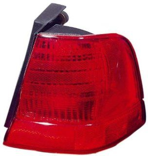 Depo 331 1956R US Ford Thunderbird Passenger Side Replacement Taillight Unit without Bulb Automotive