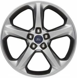FORD FUSION 18 5 SPOKE Factory Oem Wheel Rim  HYPER SILVER   Remanufactured Automotive