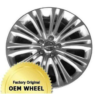 CHRYSLER 300 19x7.5 20 SPOKE Factory Oem Wheel Rim  MACHINED SILVER   Remanufactured Automotive