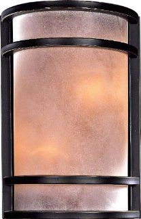 Minka Lavery 345 37B PL Energy Star Rated Wall Washer Sconce, Painted Restoration Bronze