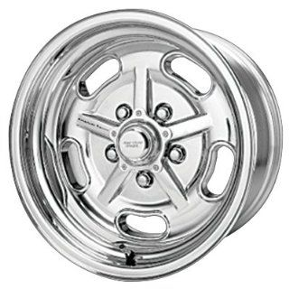 17x9.5 American Racing Salt Flat (Polished) Wheels/Rims 5x114.3 (VN4717956550) Automotive