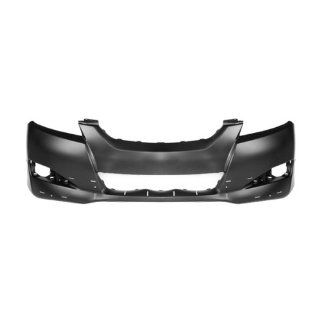 CarPartsDepot 352 441261 10 PM FRONT BUMPER COVER PRIMED W/FOG HOLE REPLACEMENT TO1000345 Automotive