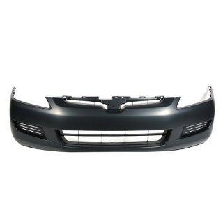 CarPartsDepot, Front Bumper Cover CAPA Certified Primed 2 Door Auto Replacement, 352 20720 10 CA HO1000211 04711SDNA90ZZ Automotive