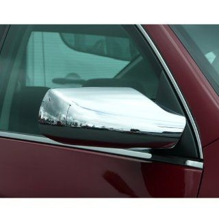 2007 2011 Nissan Altima Chrome Mirror Covers (Set of 2) Automotive