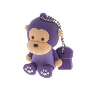 Trust&buy Cute Cartoon Monkey USB Flash Drive Practical Gift   32GB Computers & Accessories
