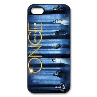 CoverMonster TV Show Theme Once Upon A Time Custom Style Cover Case For Iphone 5 5S Cell Phones & Accessories