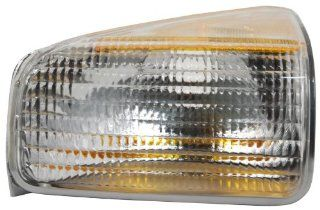 OE Replacement Ford Aerostar Driver Side Parklight Assembly (Partslink Number FO2520111) Automotive