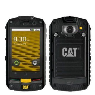 Caterpillar CAT B10 IP67 Android Unlocked GSM Smartphone Cell Phones & Accessories