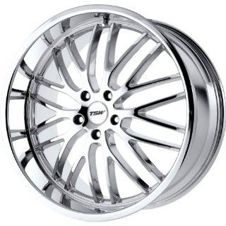 "TSW Alloy Wheels Snetterton Chrome Wheel (18x8""/5x112mm) Automotive"