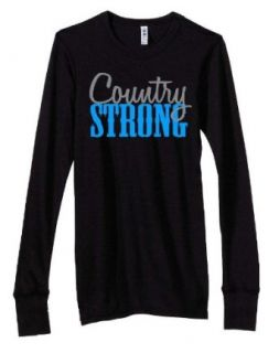 Country Strong Thermal Shirt (Large) Clothing