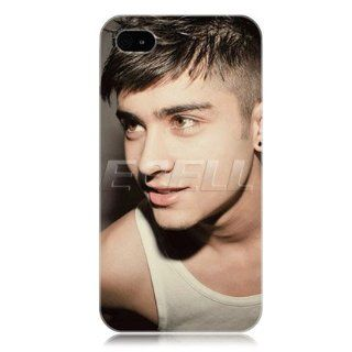 Ecell   ZAYN MALIK ONE DIRECTION 1D BOY BAND BACK CASE COVER FOR APPLE iPHONE 4 4S Cell Phones & Accessories